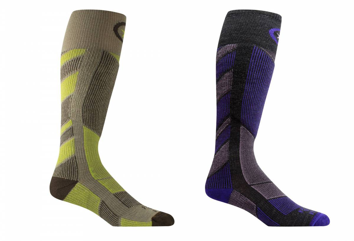 Farm to Feet Park City Cushioned Ski Socks