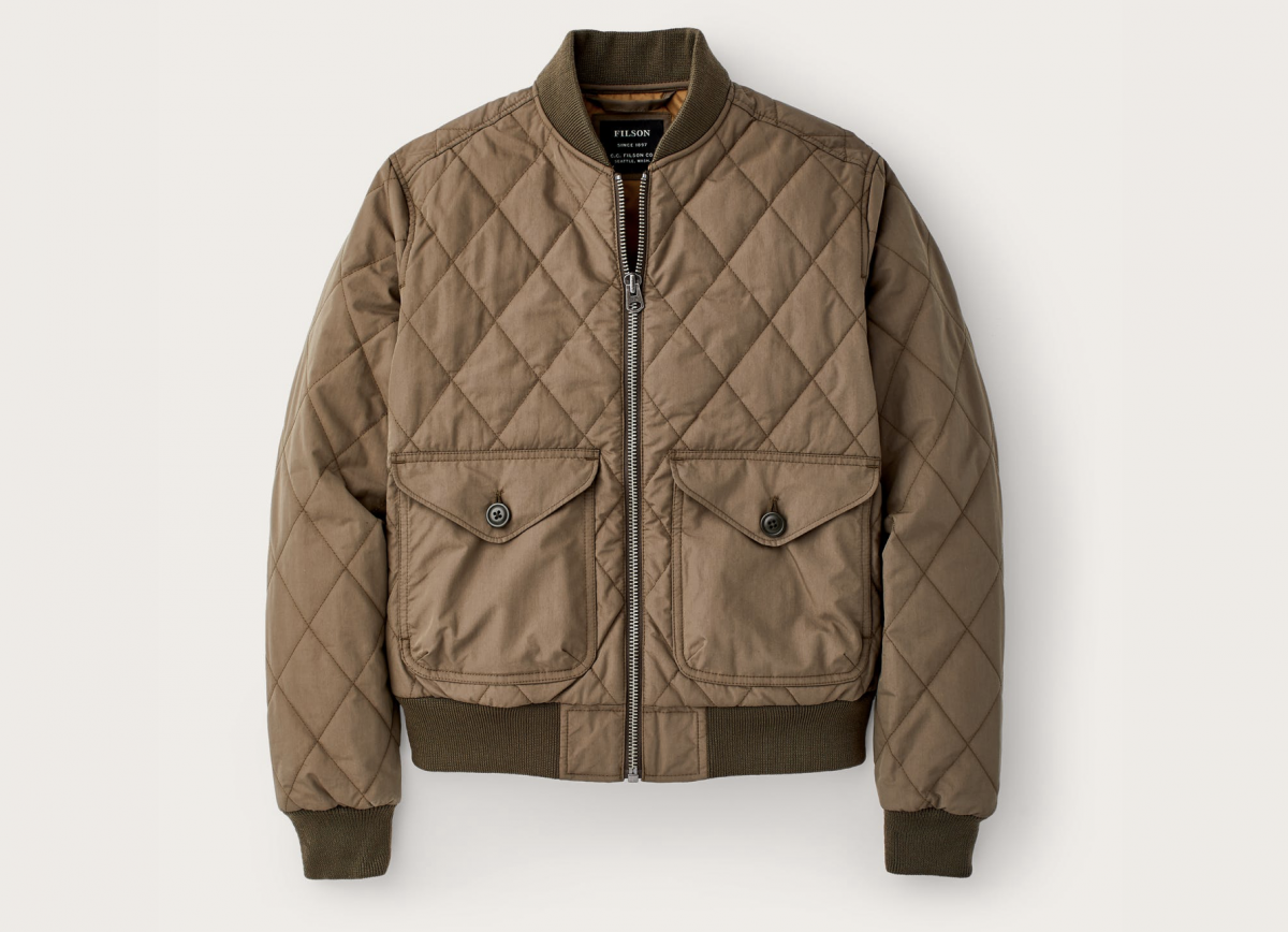 Filson Bomber Jacket women