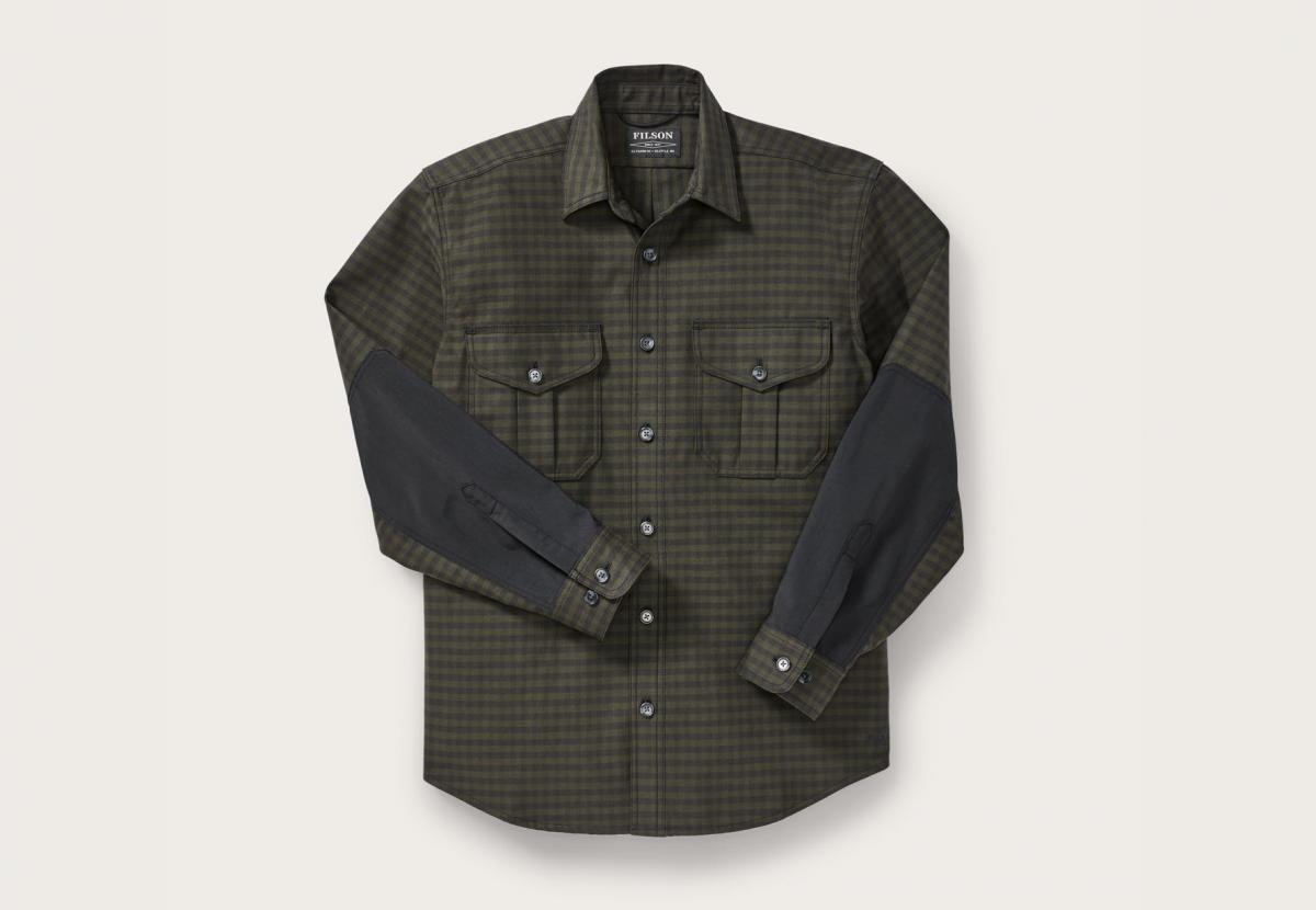 Filson weather worker shirt