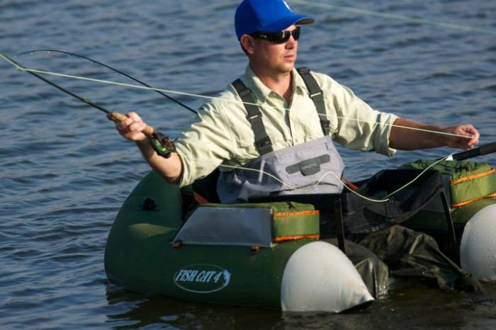 Fishcat 4 Float Tube