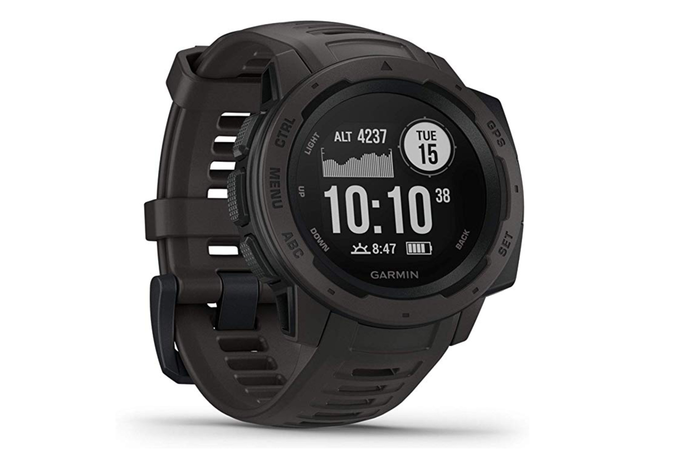 Garmin Instinct rugged watch