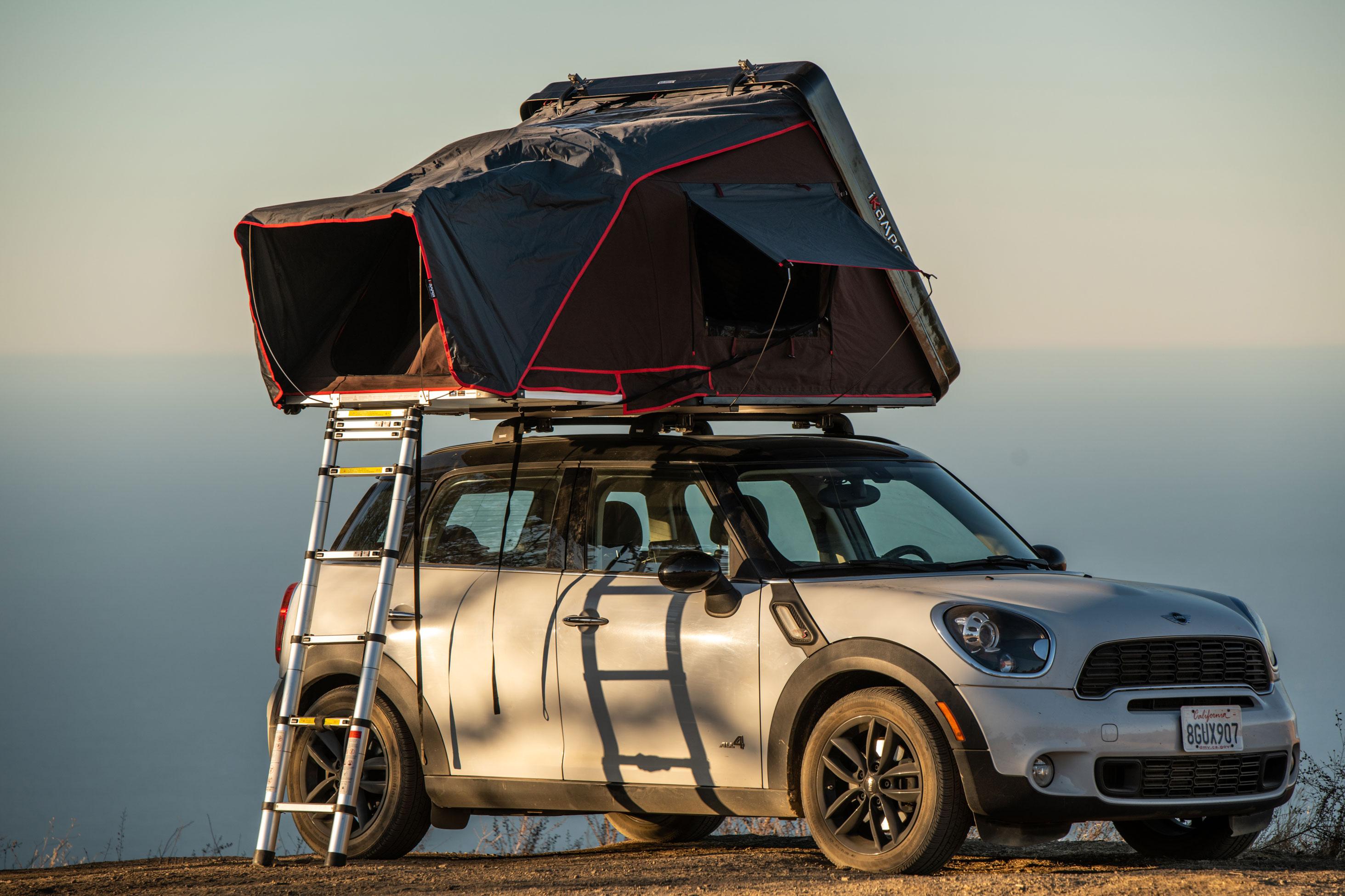 iKamper Skycamp Mini roof-top tent