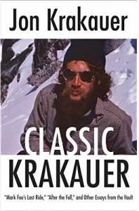 Classic Essays by Jon Krakauer