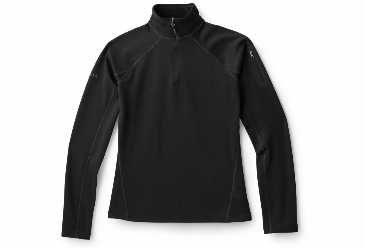 Marmot women's half zip fleece