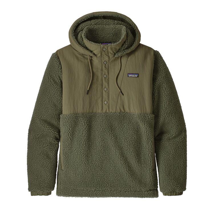 Patagonia Shelled Retro X Fleece Pullover — Men's