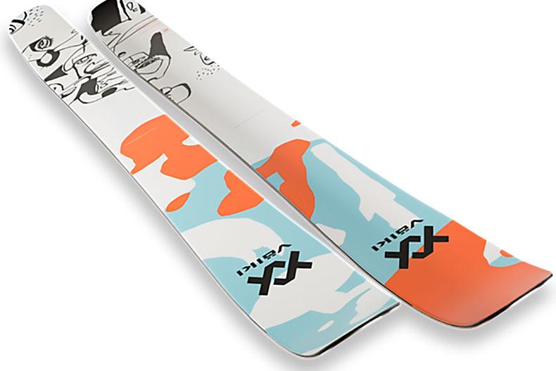 Volkl Revolt skis