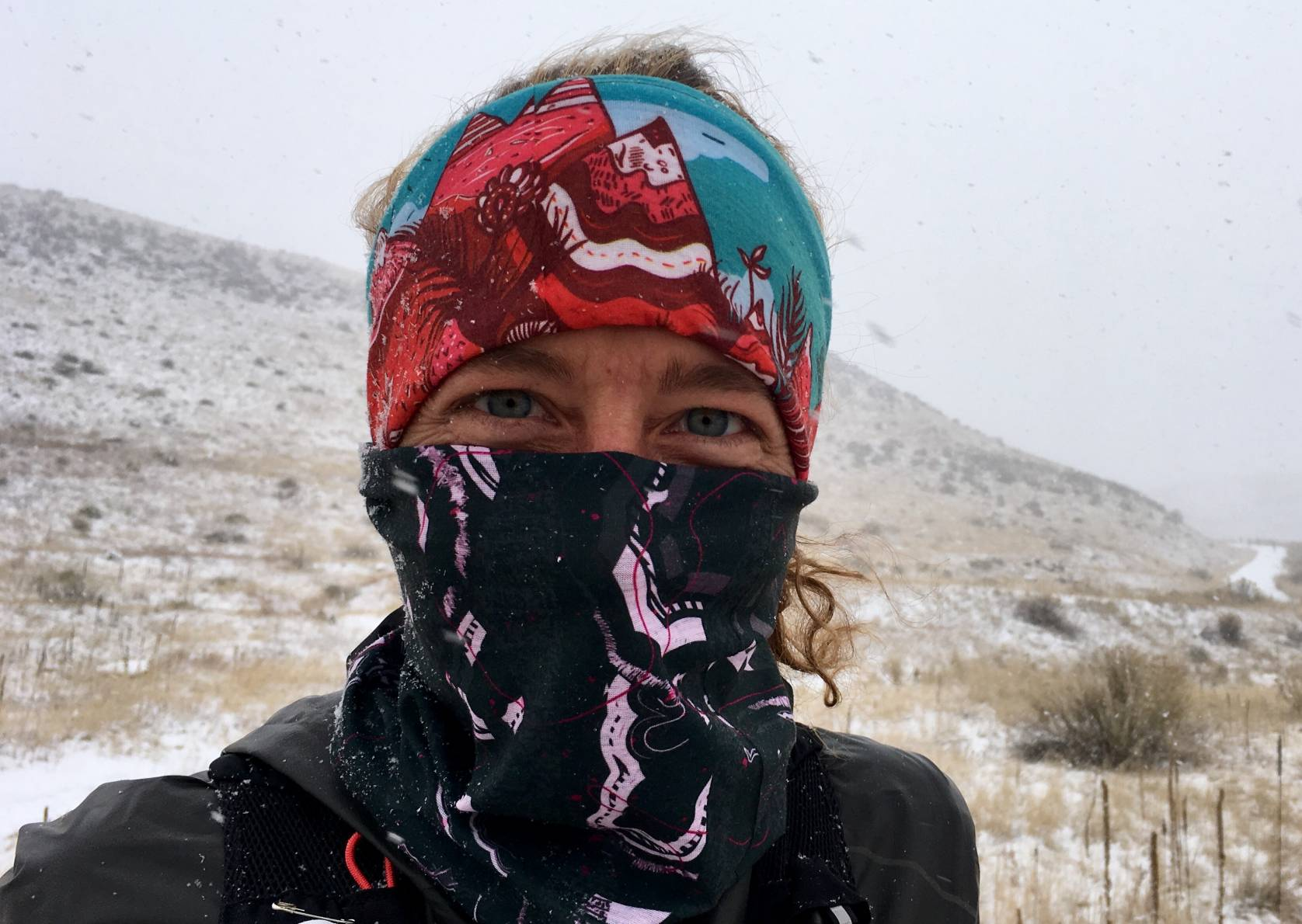 Ultrarunner Courtney Dawaulter - Winter Running Gear