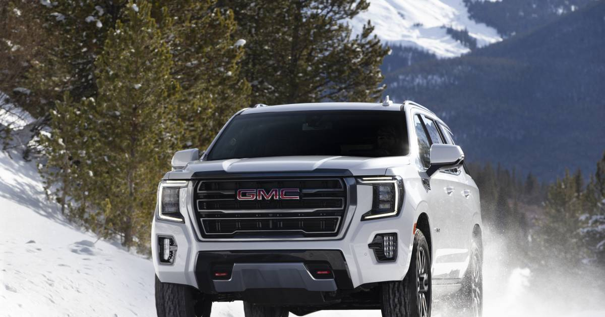 2021 GMC Yukon: First Look at an Off-Road-Capable Luxury ...
