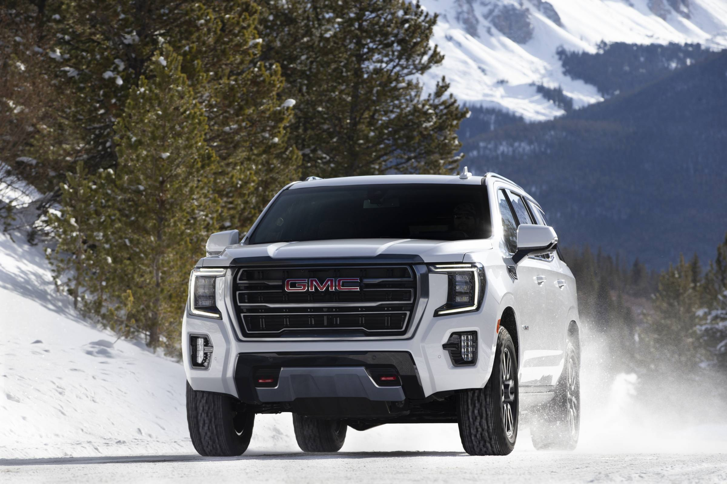 2021 Gmc Yukon First Look At An Off Road Capable Luxury Suv Gearjunkie
