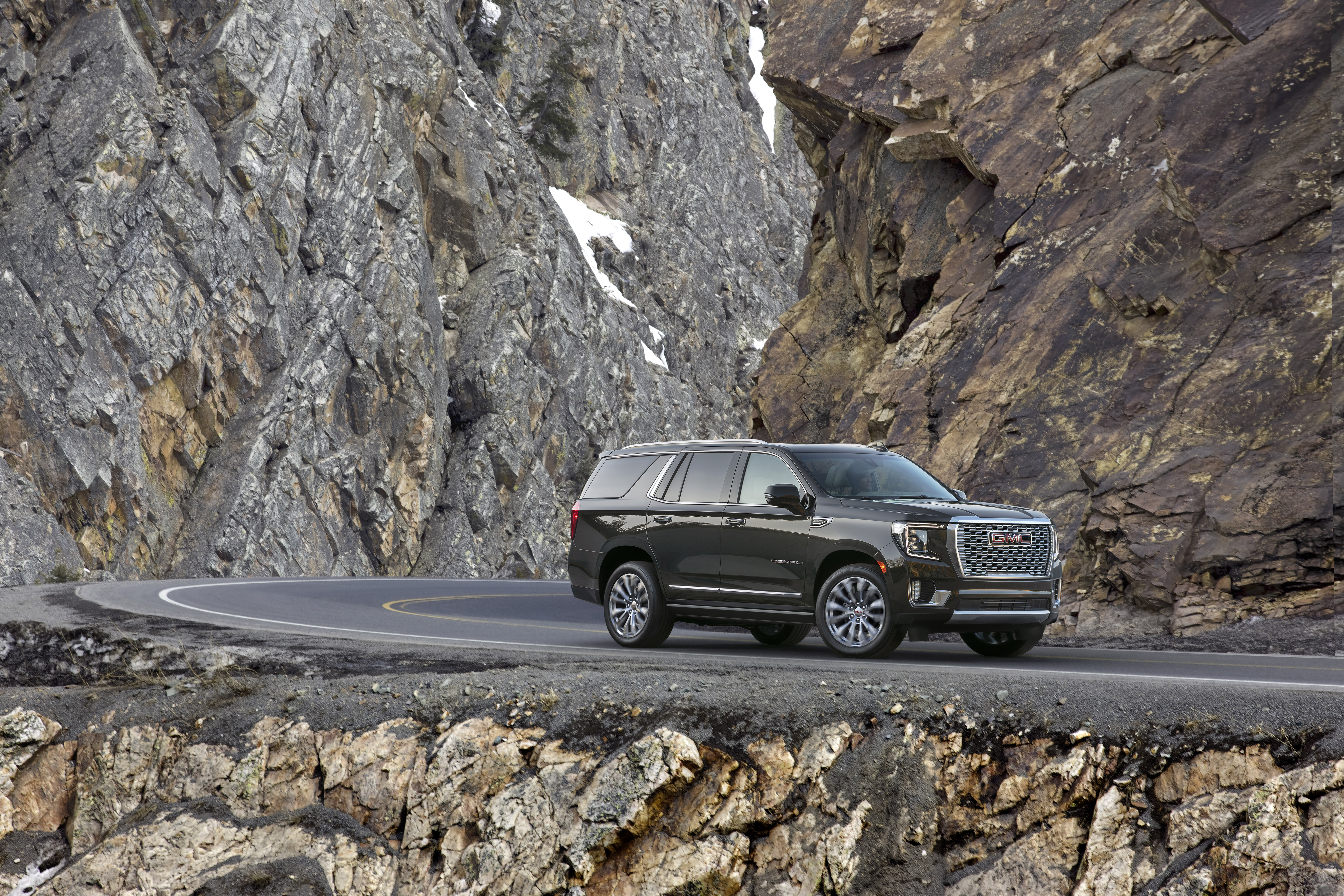 2021 gmc yukon first look at an offroadcapable luxury