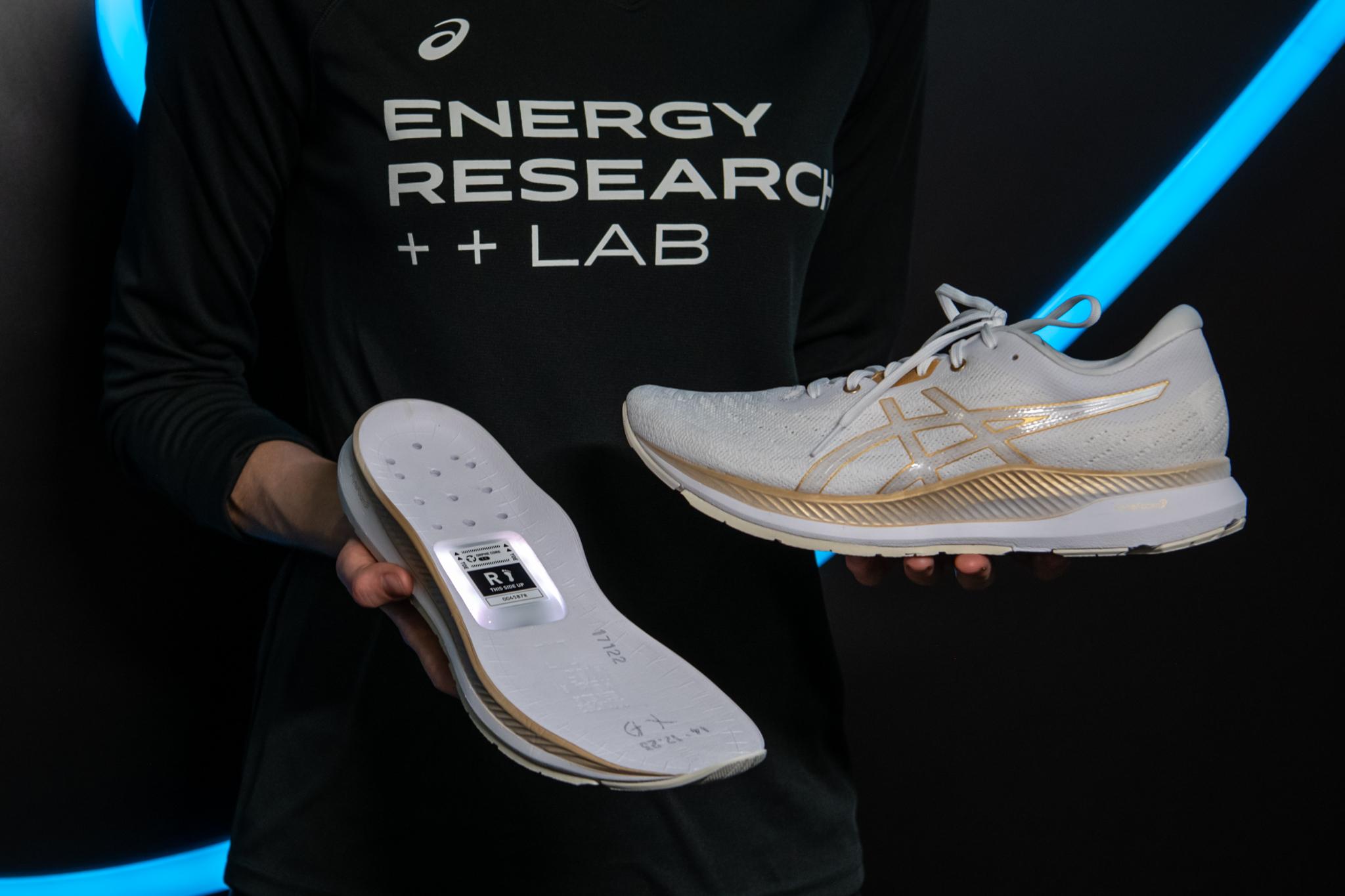 ASICS 2020 shoe