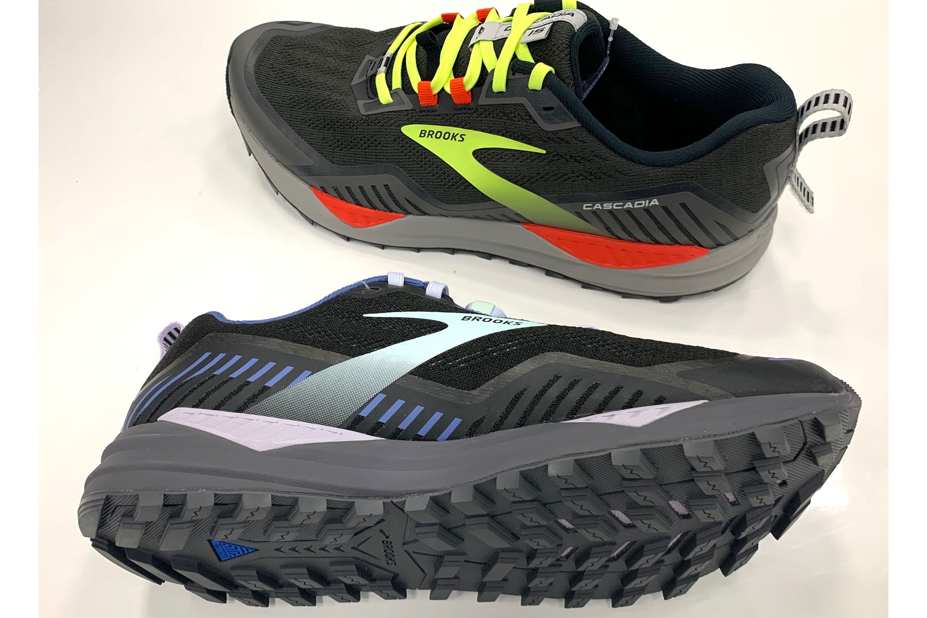 Brooks Cascadia running shoe