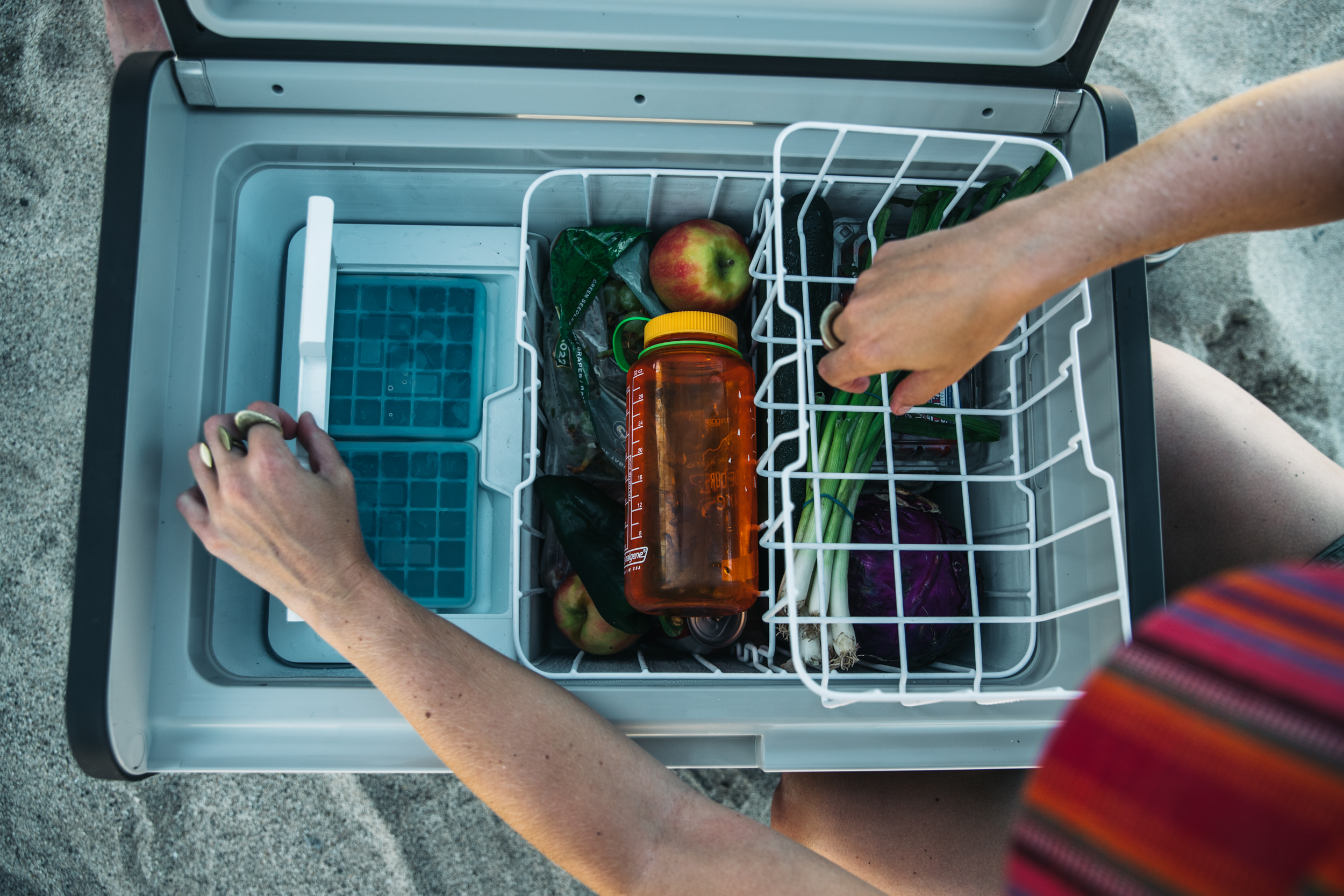 Best Portable Refrigerator Yet? We Tested Dometic's New CFX3   GearJunkie