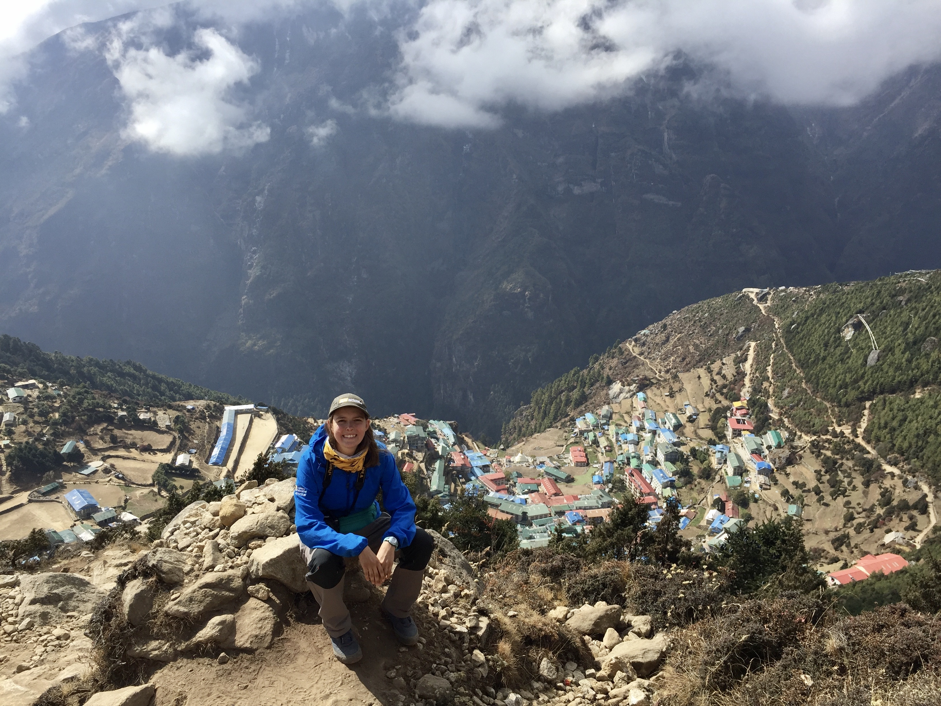 Mary in Nepal