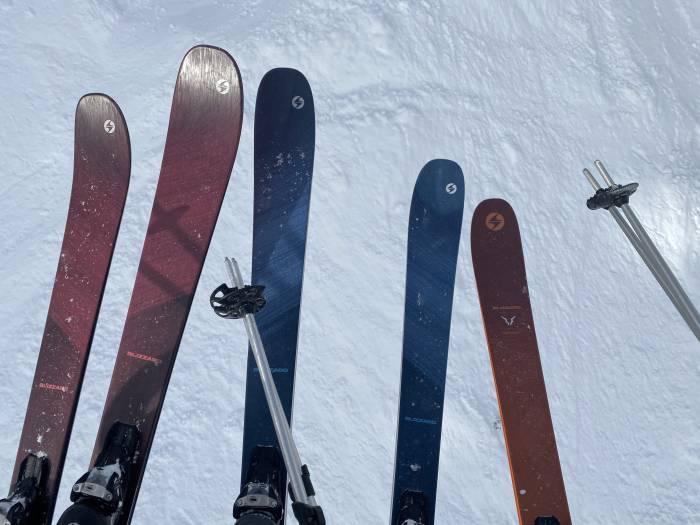 Blizzard 2020 ski test