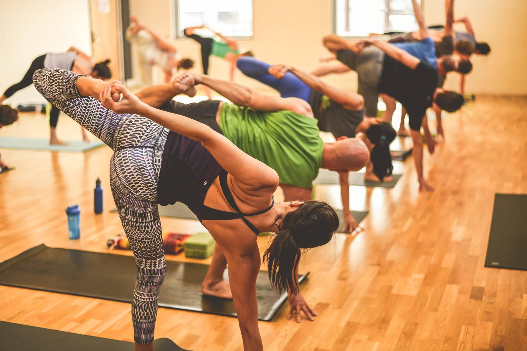 Movement Climbing + Fitness class