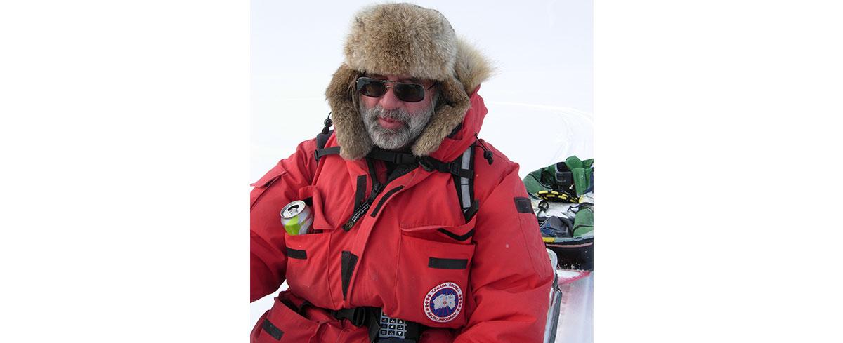 Mark, Arctic Explorer