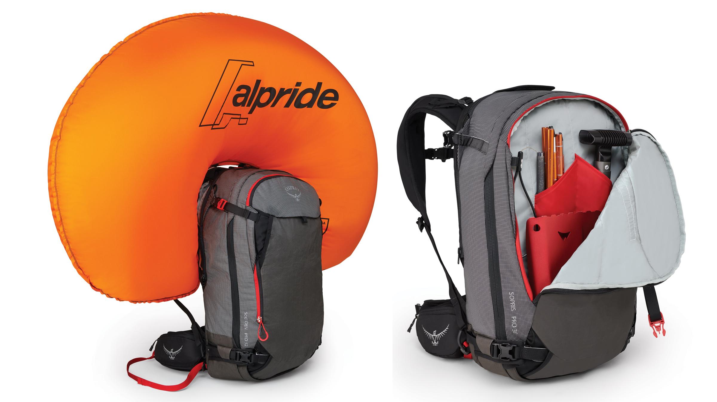 Osprey Sopris Pro Avy Airbag Pack a30