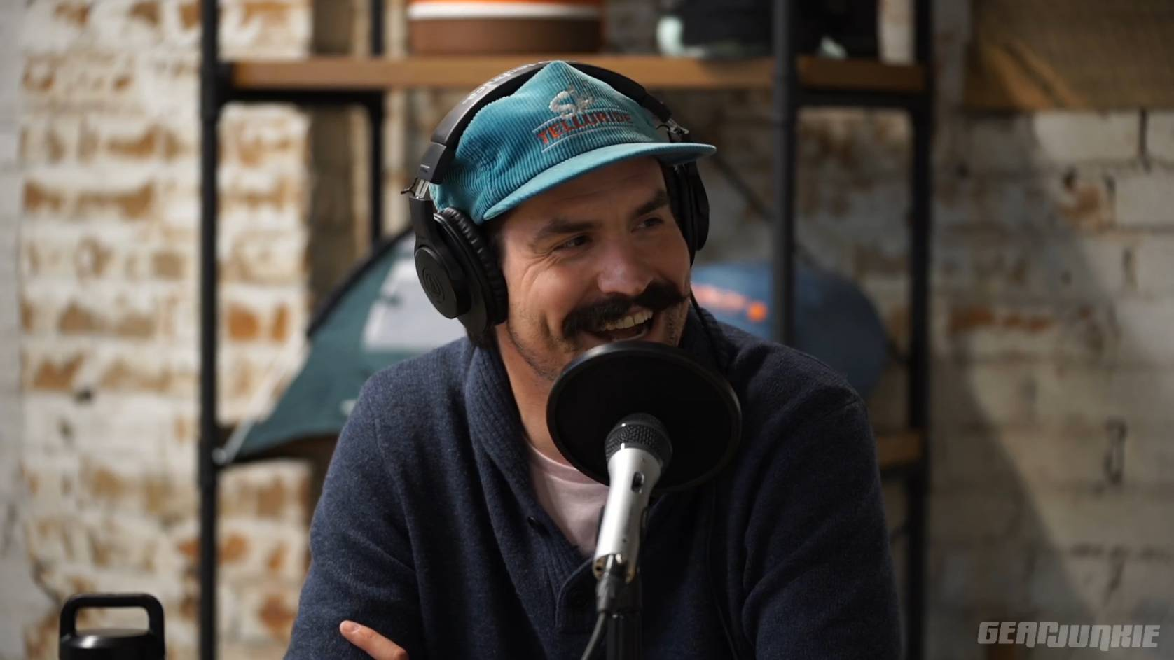 GearJunkie Podcast Episode 7: More Than Just a Great Mustache - Paddy OConnell