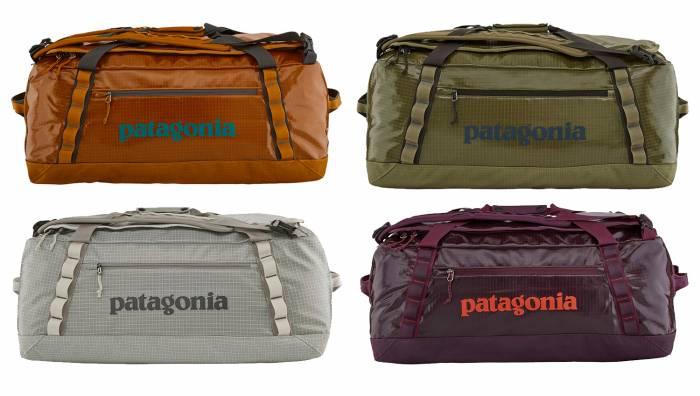 Patagonia Black Hole Duffel Bags
