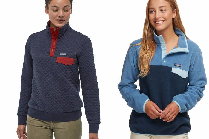 Patagonia Snap-T Pullovers