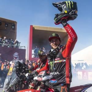 Ricky Brabec Dakar Rally 2020