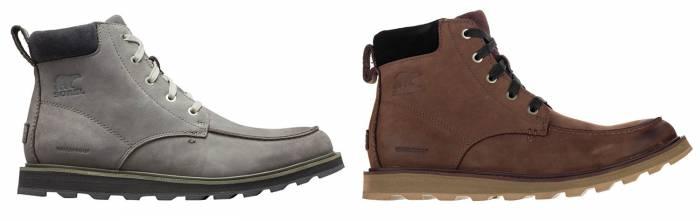 Sorel Madson Moc Toe Waterproof Boot Men's