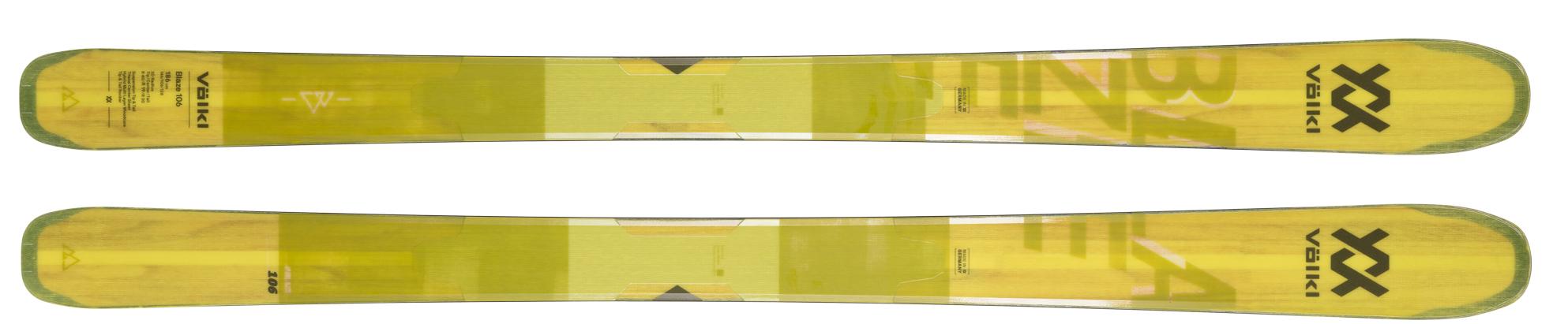 Voelkl ski Blaze 106