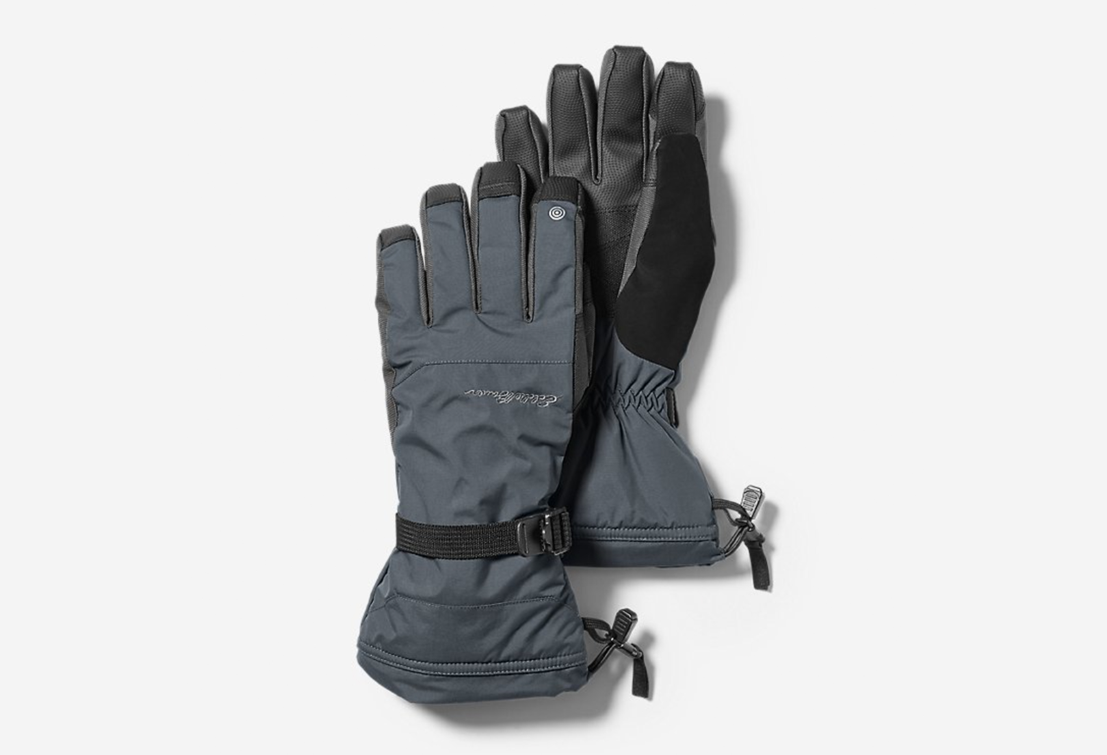 Eddie Bauer Powder touchscreen gloves