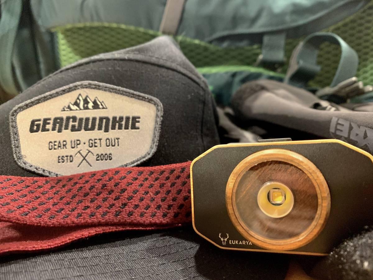 Eukarya Origin headlamp and gear kit