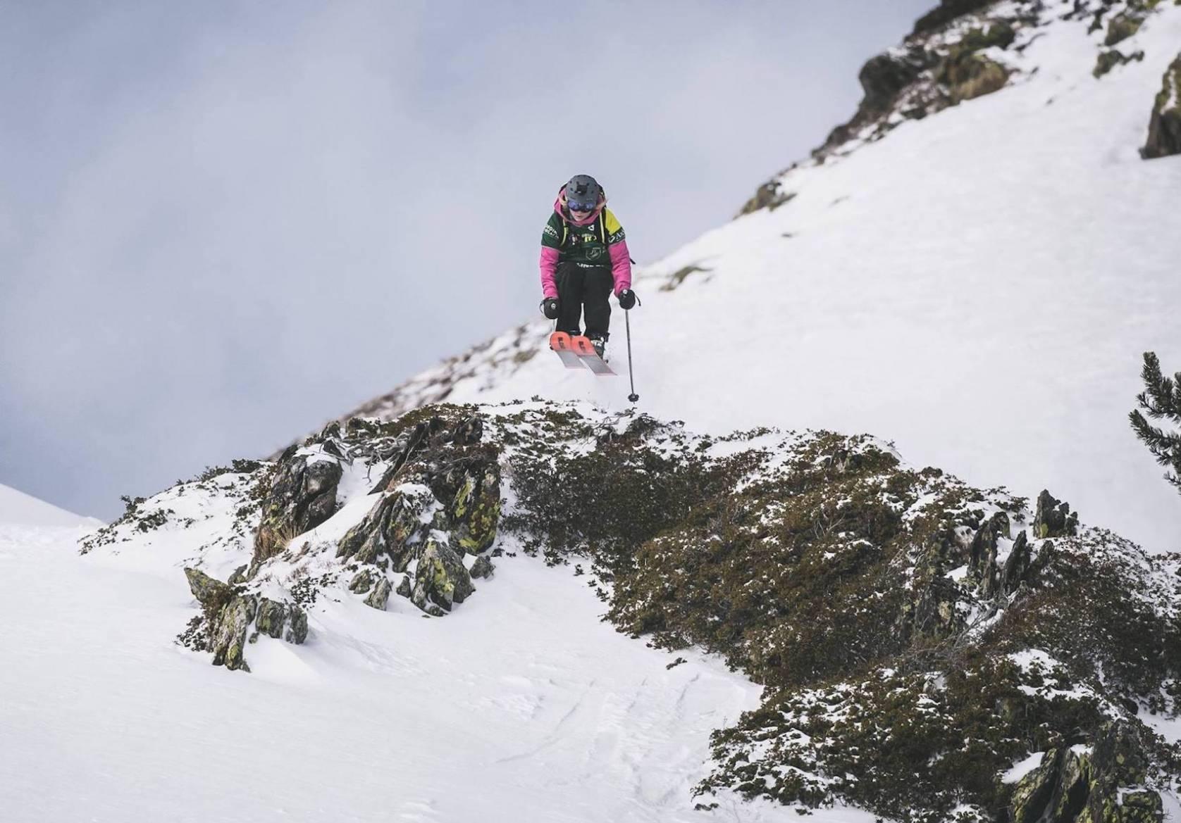 Jacqueline pollard skier