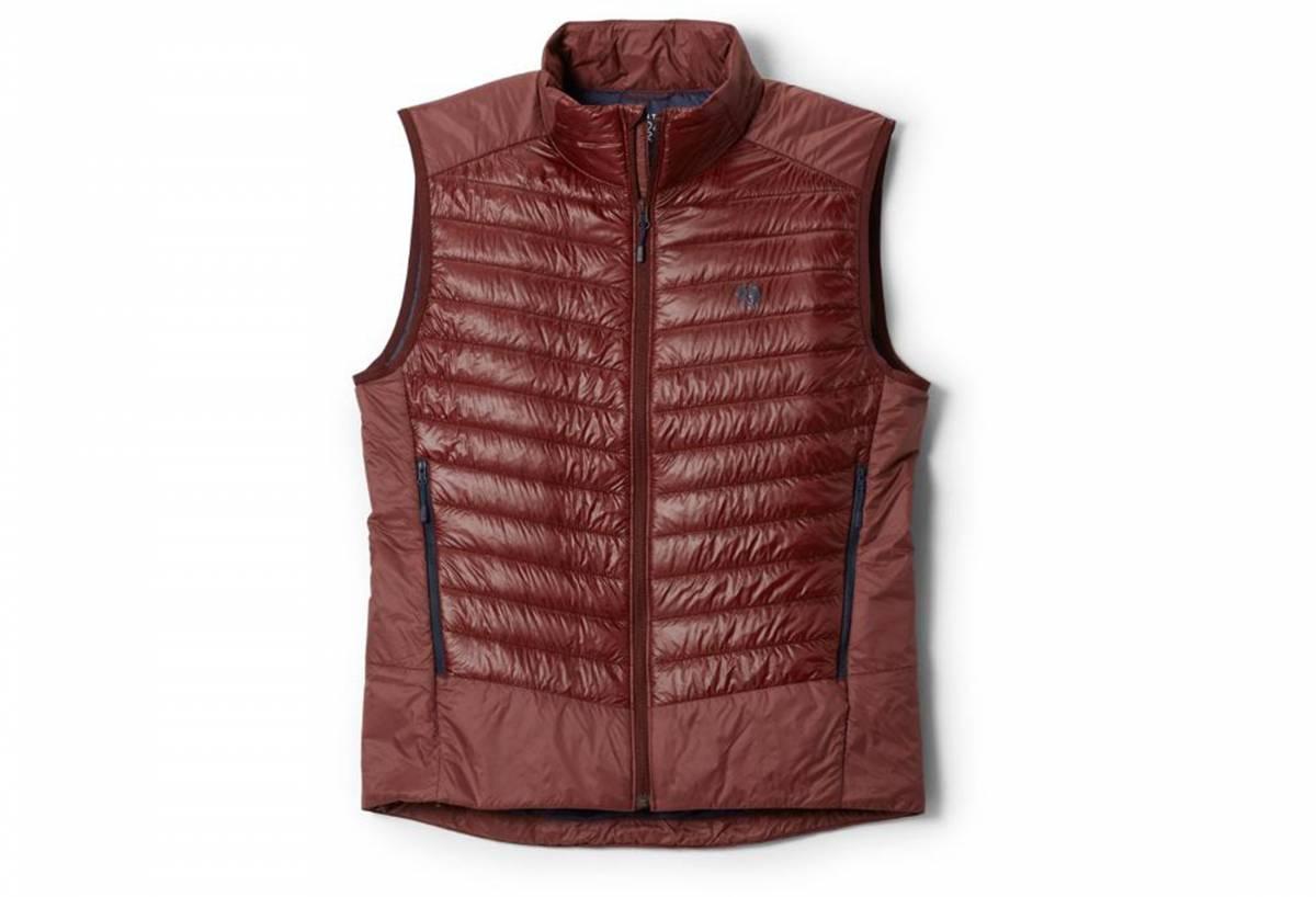 mountain hardwear ghost shadow vest