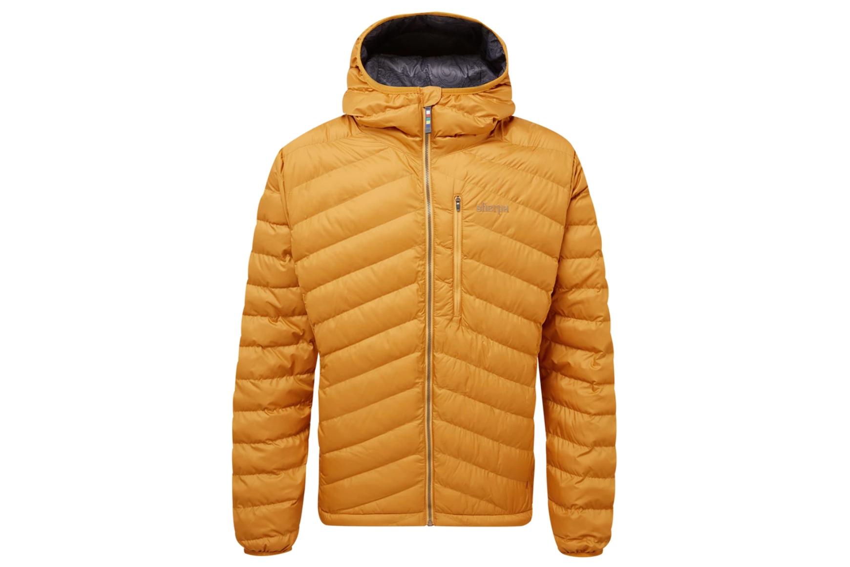 Sherpa Annapurna Featherless Down Hooded Jacket