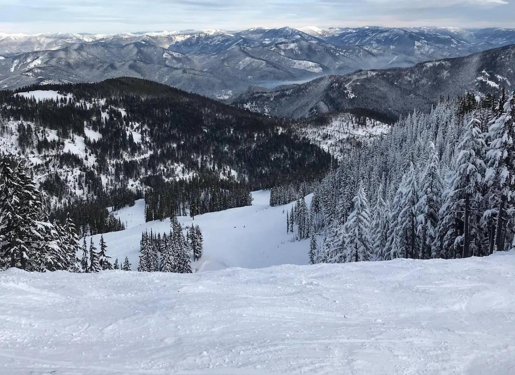Silver Mountain, Idaho