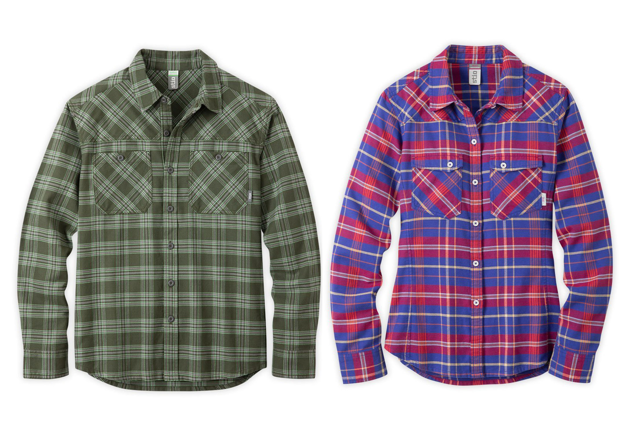 Stio flannels