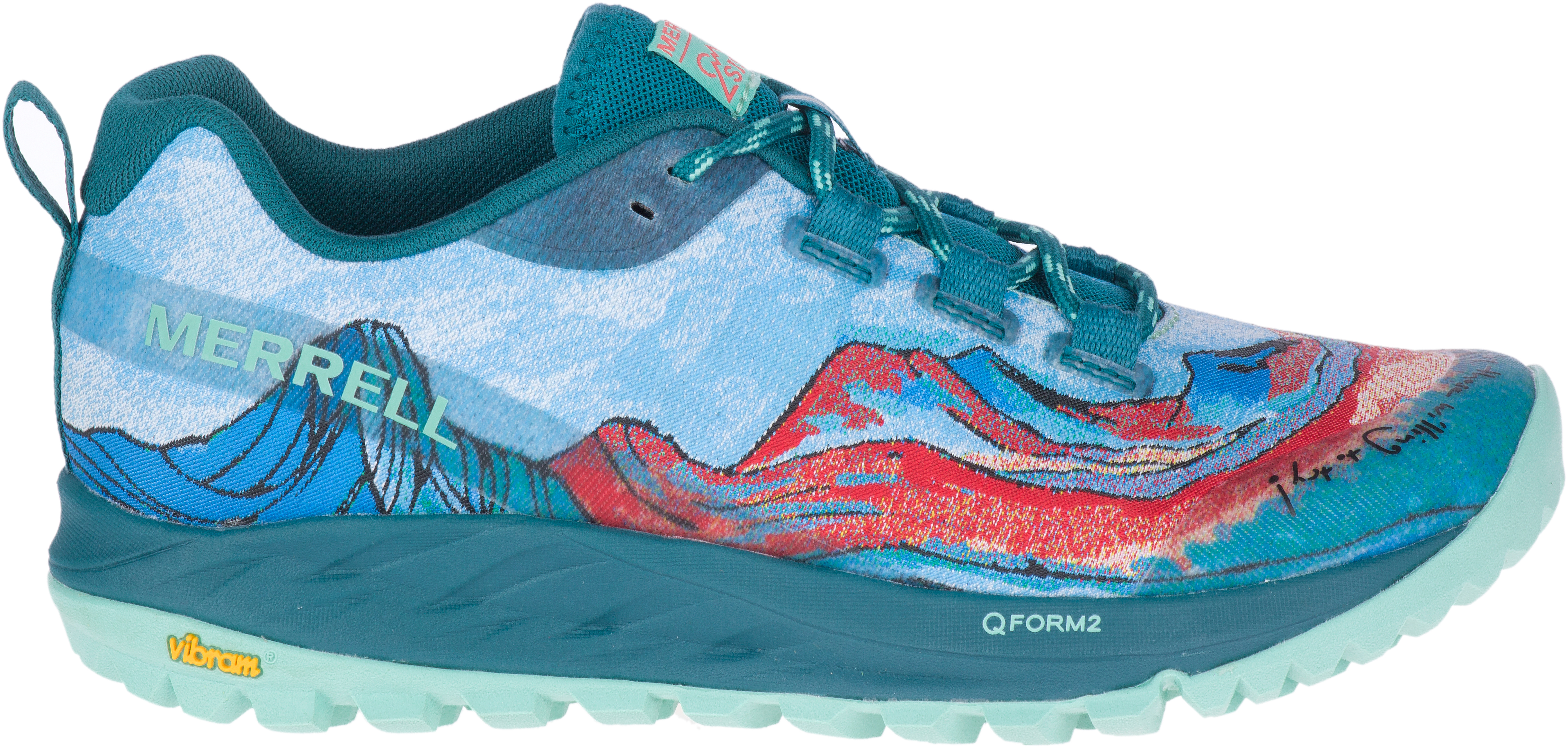 Merrell's New Artist Designed Trail Shoes Have a Mission
