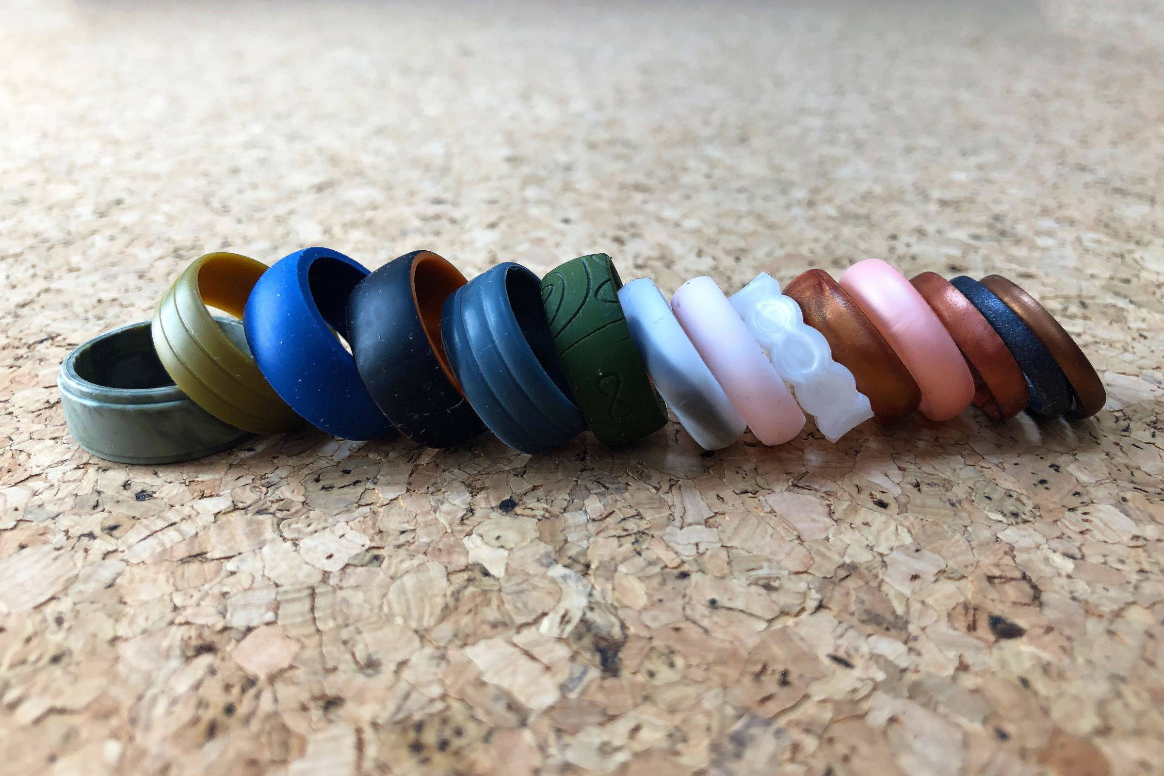 The Best Silicone Rings