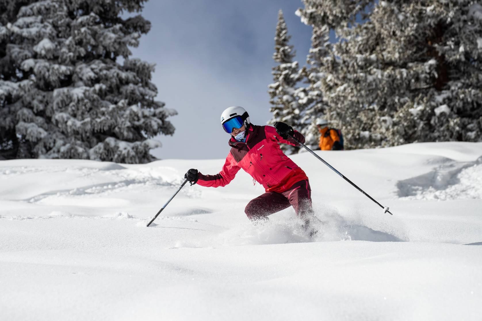 Columbia Peak Pursuit Ski Kit