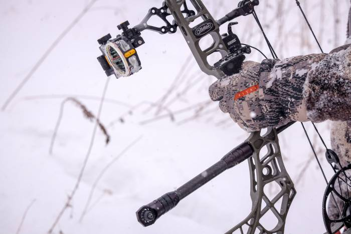 Mathews Engage grip