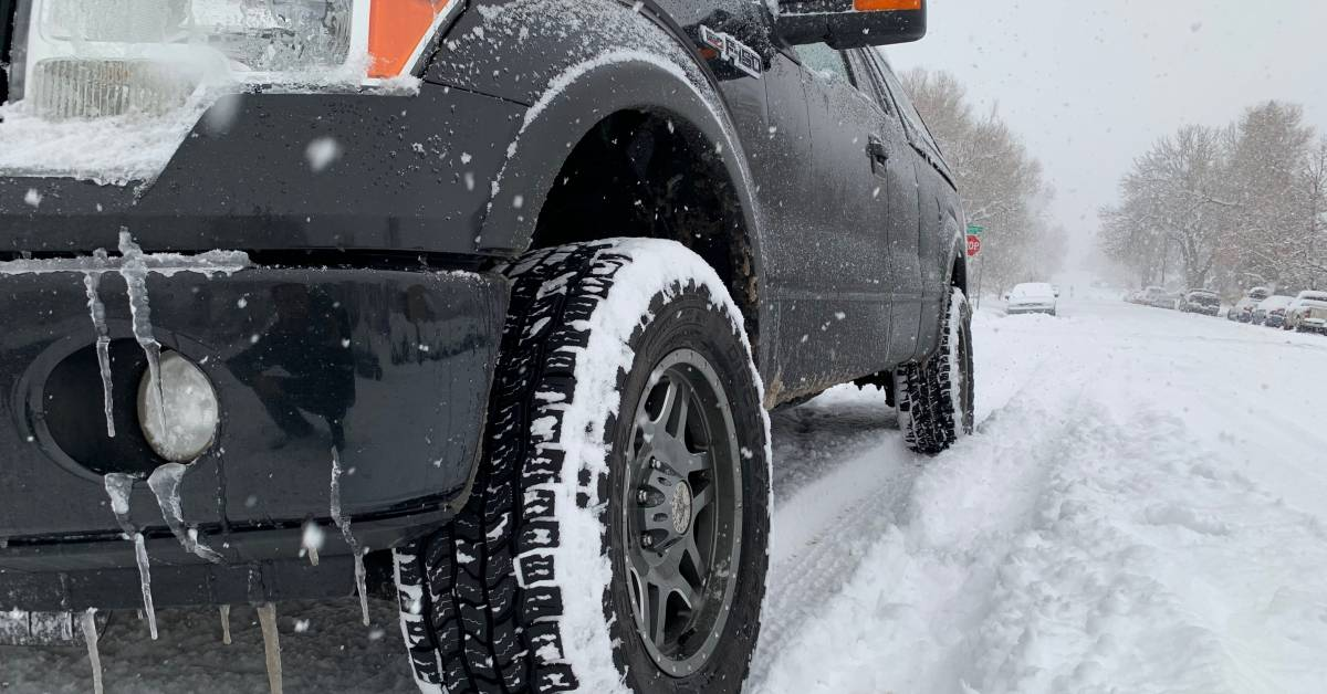 Cooper Tires Discoverer AT3 Review: Sticky When Slick | GearJunkie