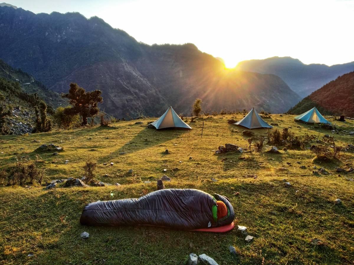 Backcountry Camping NOLS