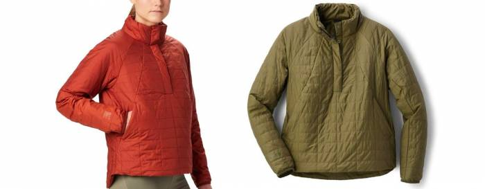 Mountain Hardwear SkyLab Insulated Pullover Jacket