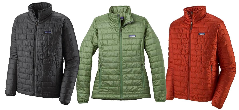 Patagonia Nano Puff Jackets on Sale