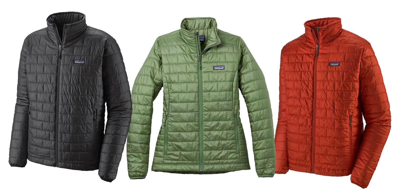 Patagonia Nano Puff Jackets