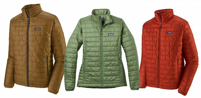 Patagonia Nano Puff Jackets on Sale