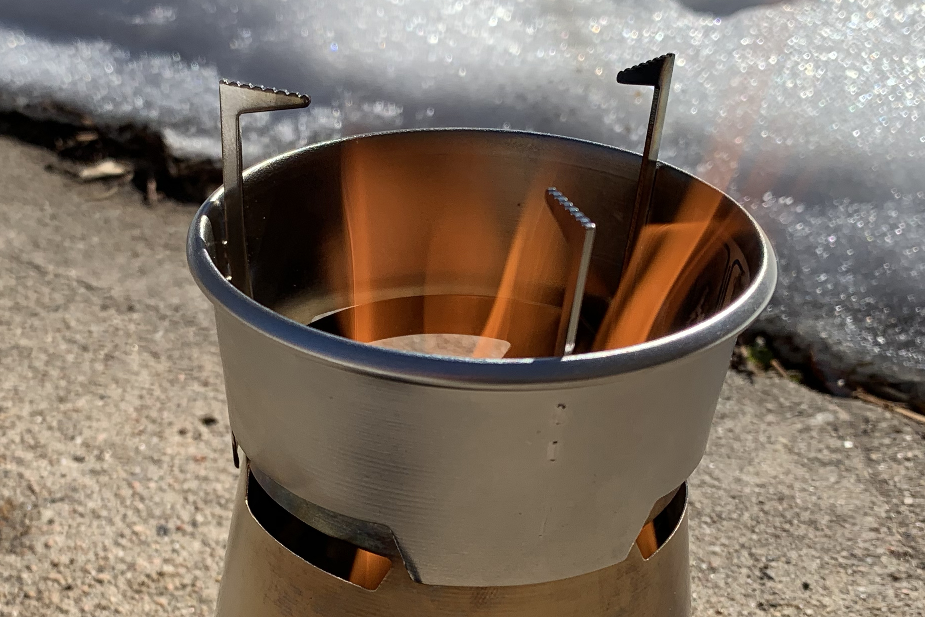 Yvon Chouinard Wanted a Wood Stove, So Patagonia Built One