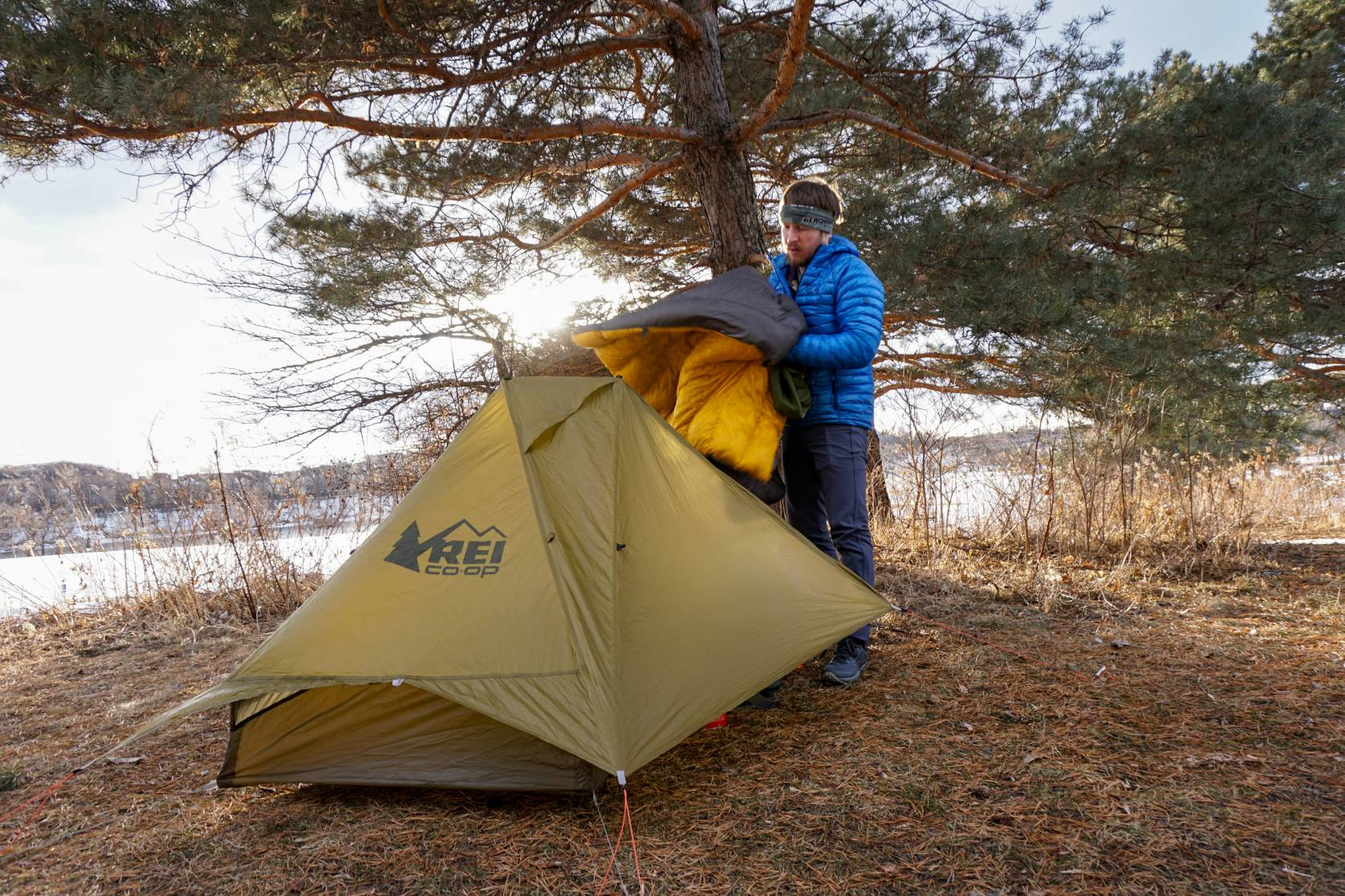 Lightest Rei Tents Yet Flash Air 1 2 Out Now Gearjunkie