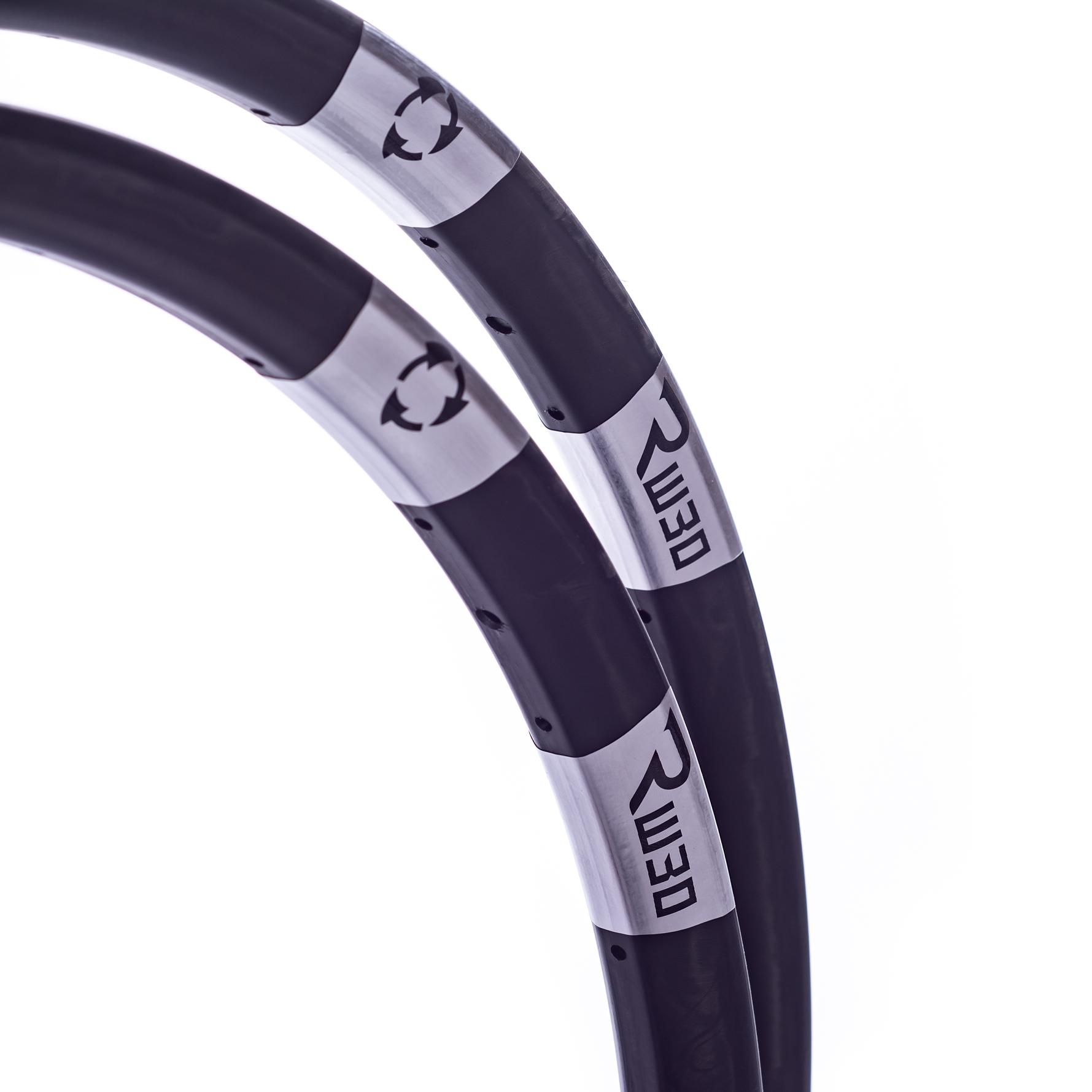 Revel Wheels RW30 Fusion Fiber carbon rims