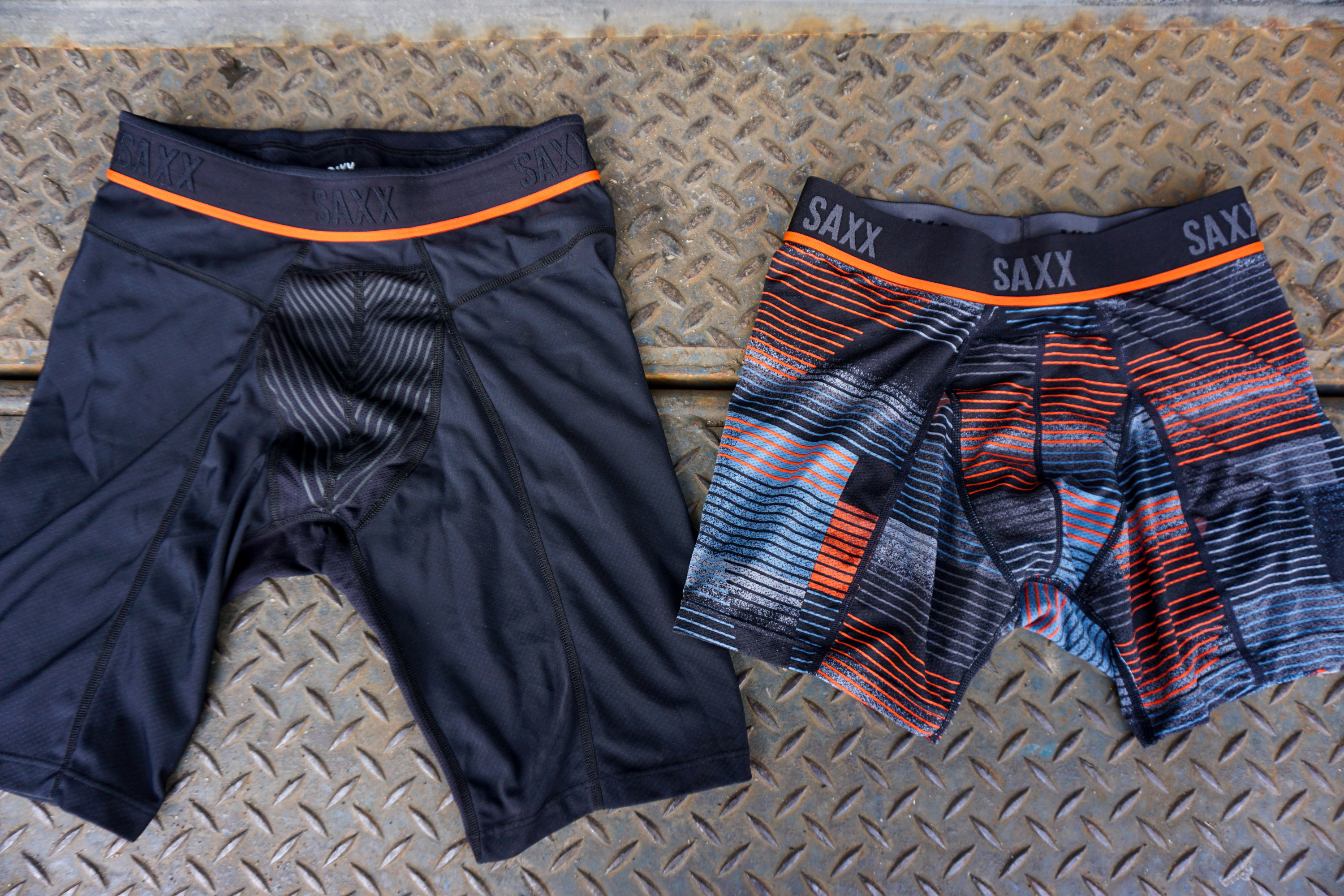 SAXX Hyperdrive and Kinetic HD Underwear