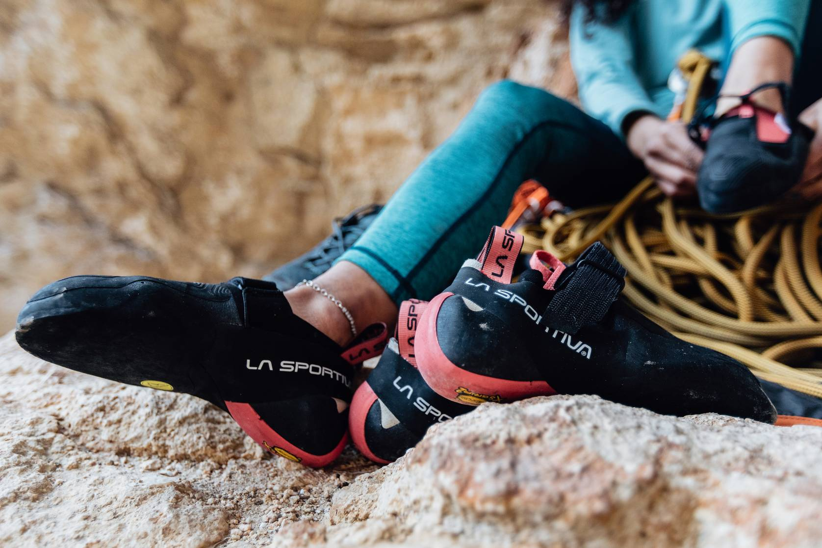 sleek website for discount official photos Rock Climbing Shoes for the 2020 Olympic Games | GearJunkie